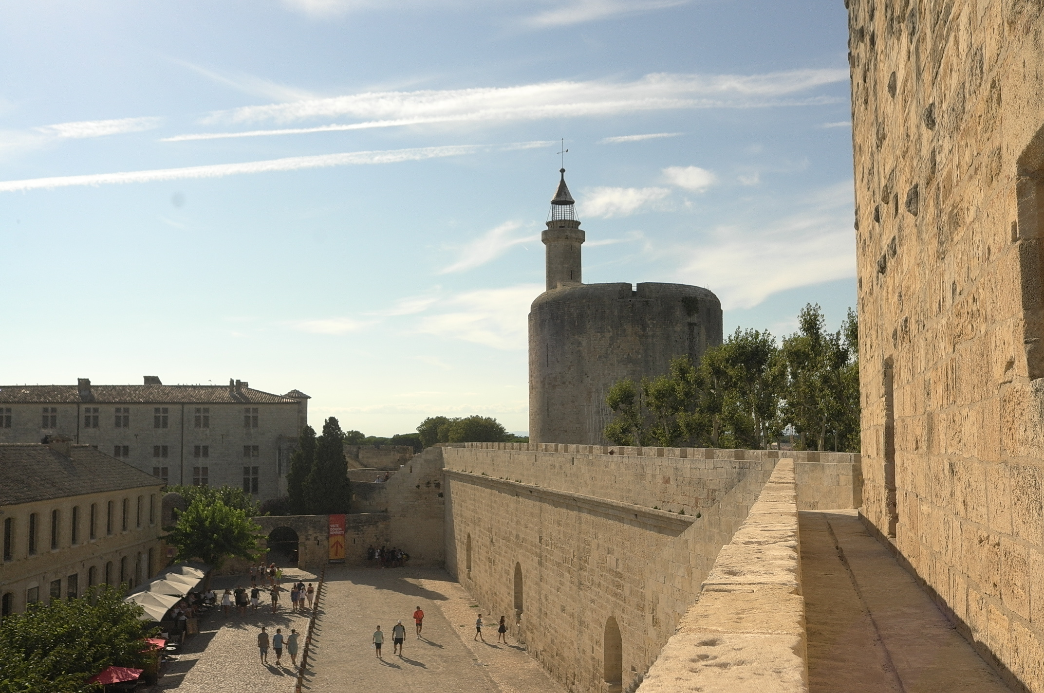 Rempart d'Aigues-Mortes