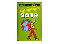 recommandé par le Routard 2019